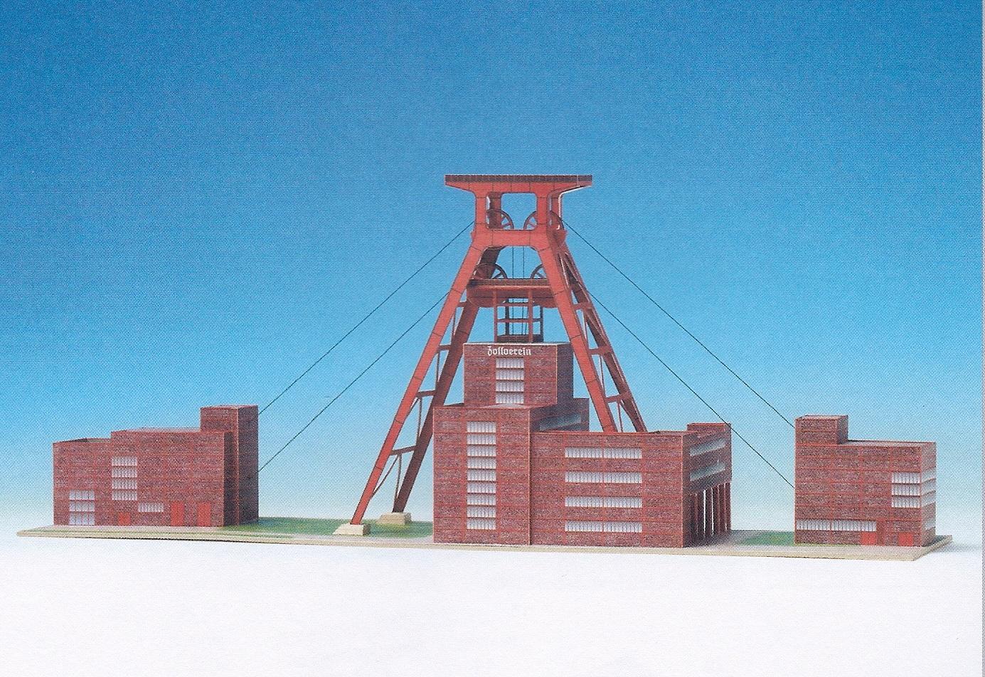 Unesco-Welterbe, zollverein - Das kulturelle Herz des