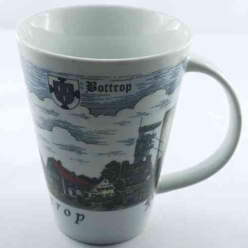 "Tasse ""Bottrop-Skyline"""